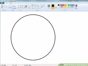 How to Draw a Venn Diagram (with Pictures)  wikiHow