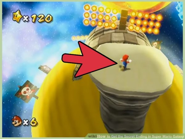 How to Get the Secret Ending in Super Mario Galaxy: 5 Steps