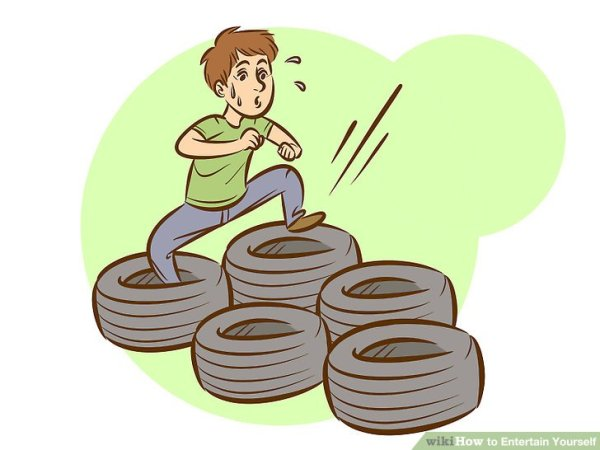 3 Ways to Entertain Yourself - wikiHow