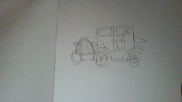 4 Easy Ways to Draw Cars (with Pictures) - wikiHow