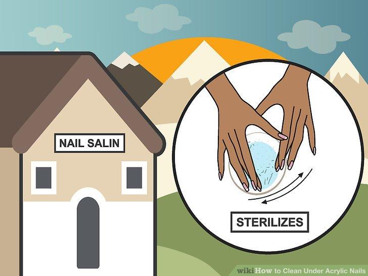 Clean Under Acrylic Nails Step 15.jpg