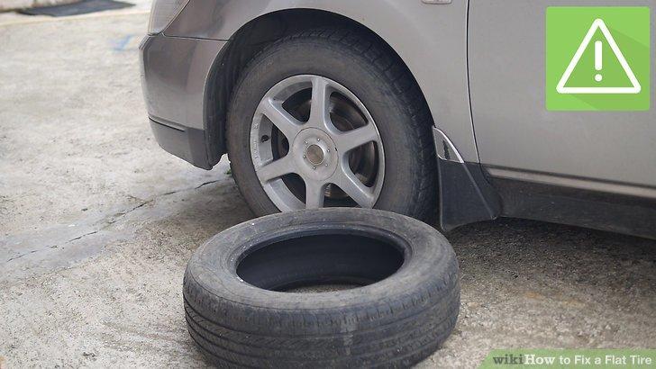 Flat Tire Fix Near Me