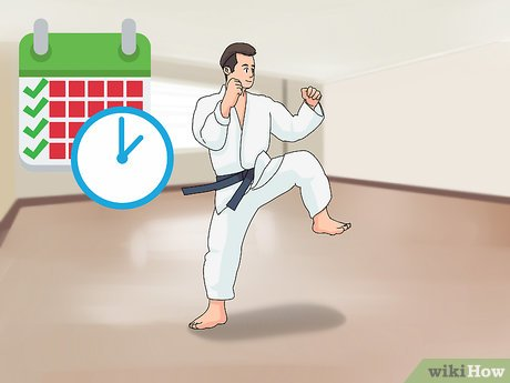 3 Ways to Learn the Basics of Karate - wikiHow
