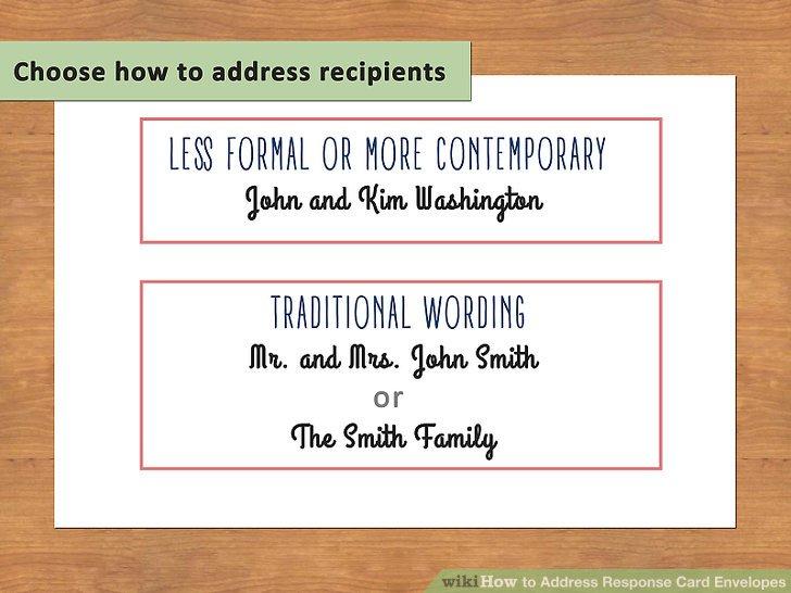 Image Led Address Response Card Envelopes Step 3