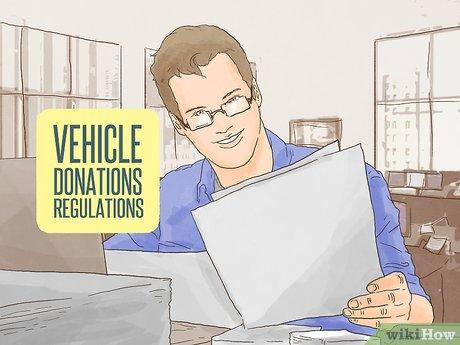Automobile donation