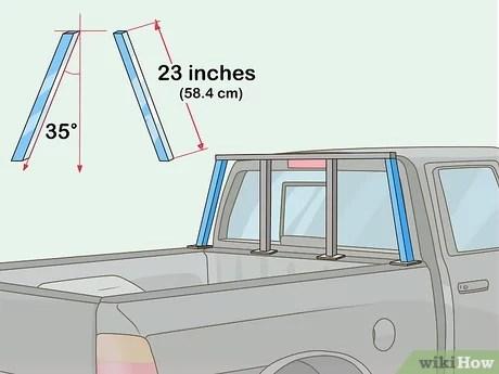 how to build a headache rack 8 steps