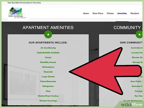 Find apartments for rent
