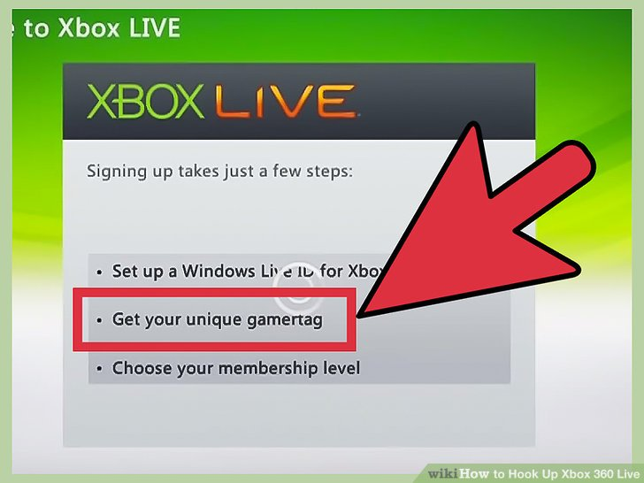 How To Hook Up Xbox 360 Live 9 Steps With Pictures