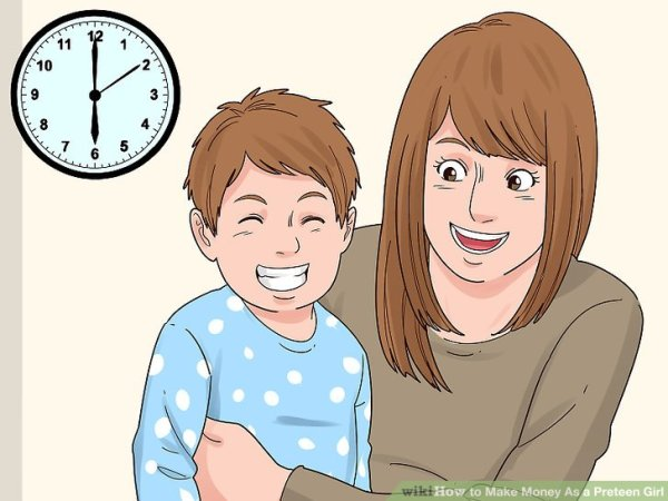 5 Ways to Make Money As a Preteen Girl - wikiHow