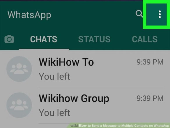 Image titled Send a Message to Multiple Contacts on WhatsApp Step 26