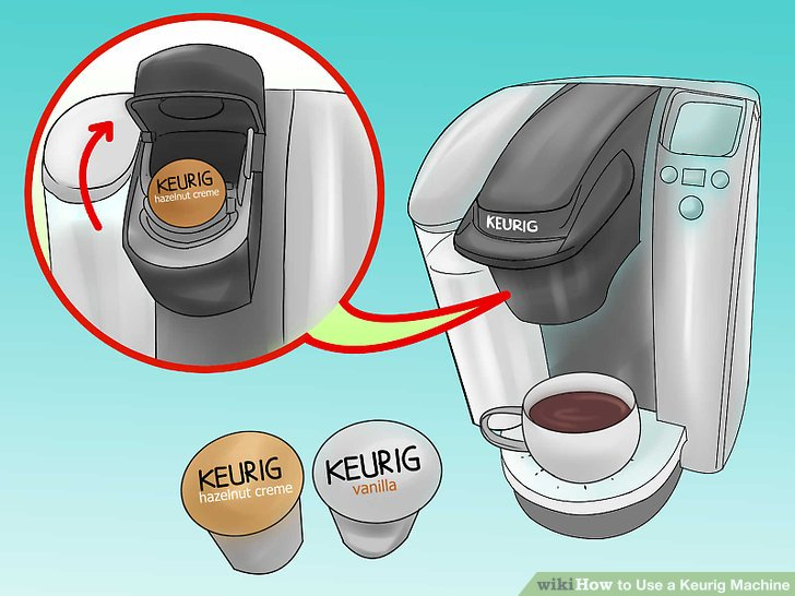 K Cup Machine Can Be Hard Water
