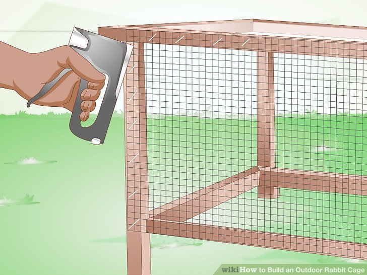 how to build ac and c cage