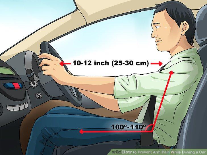 Prevent Arm Pain While Driving a Car Step 6.jpg