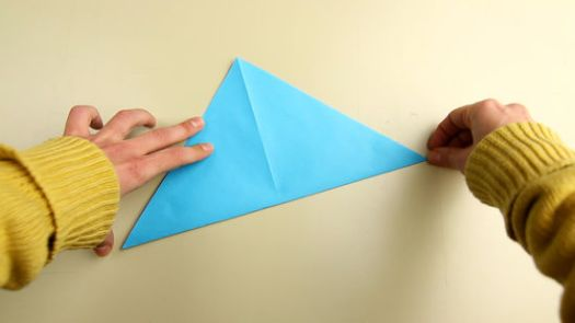 Make simple origami lotus flower origami tutorial lets make it how to make a simple origami lotus flower 14 steps mightylinksfo