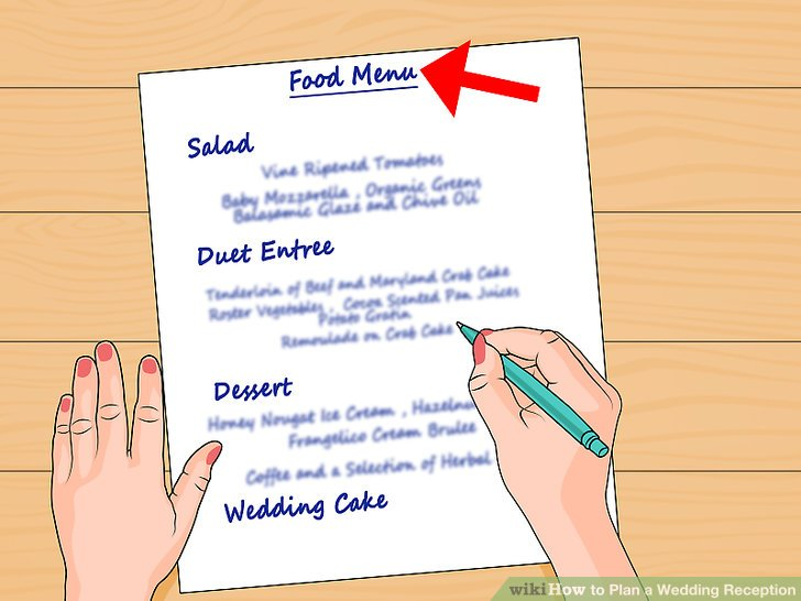 image titled plan a wedding reception step 12