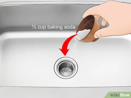 4 ways to clean a smelly drain wikihow