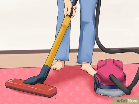 How To Install Flor Carpet Tiles With Pictures Wikihow   Flor Carpet Tiles For Stairs   Diy Stair   Carpet Runners   Patterned Carpet   Area Rugs   Floor Tiles