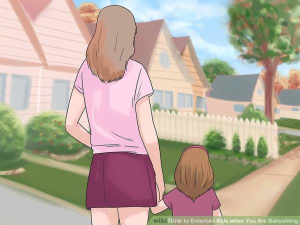 7 Ways to Entertain Kids when You Are Babysitting - wikiHow