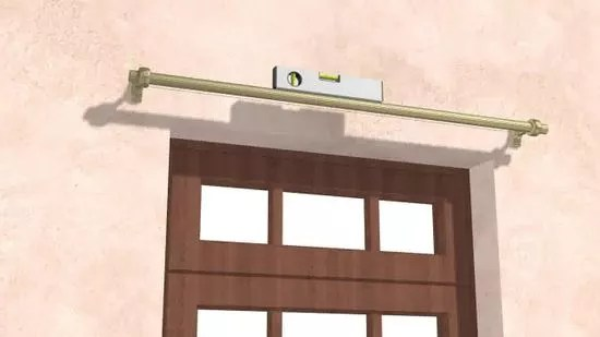how to install curtain rods 11 steps