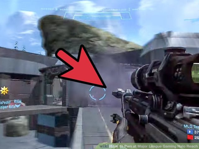 How to Pwn at Major League Gaming Halo Reach  4 Steps Image titled Pwn at Major League Gaming Halo Reach Step 1