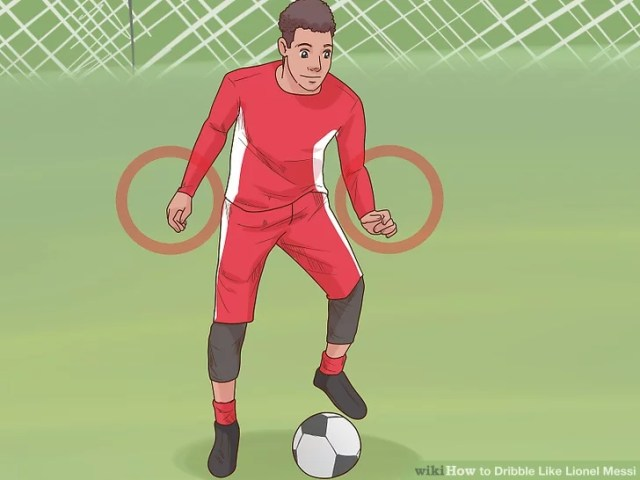 Image titled Dribble Like Lionel Messi Step 4