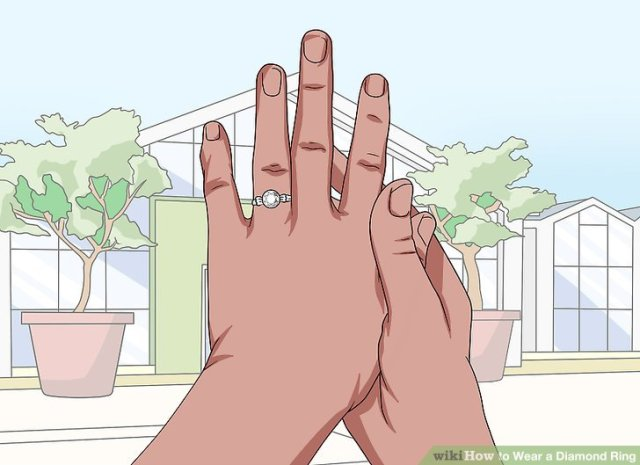 Wear a Diamond Ring Step 4.jpg
