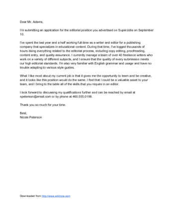 Writing Cover Letter For Internship 6 Nice Looking Sle 8 Intern Hardware Design Er Resume