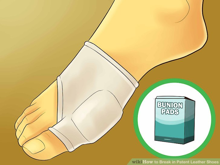 Break in Patent Leather Shoes Step 15.jpg