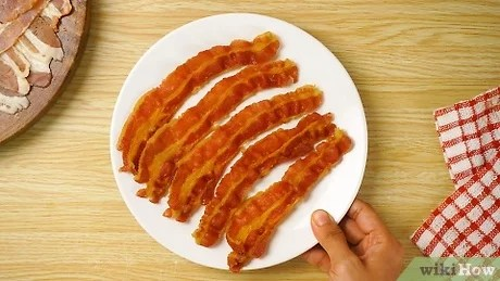how to cook bacon in the microwave 11