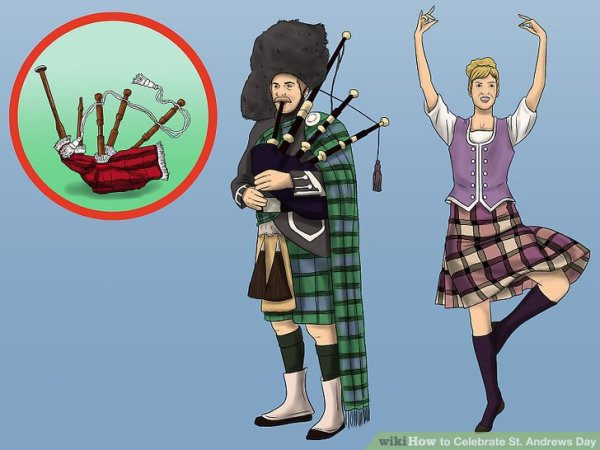 3 Ways to Celebrate St. Andrews Day - wikiHow