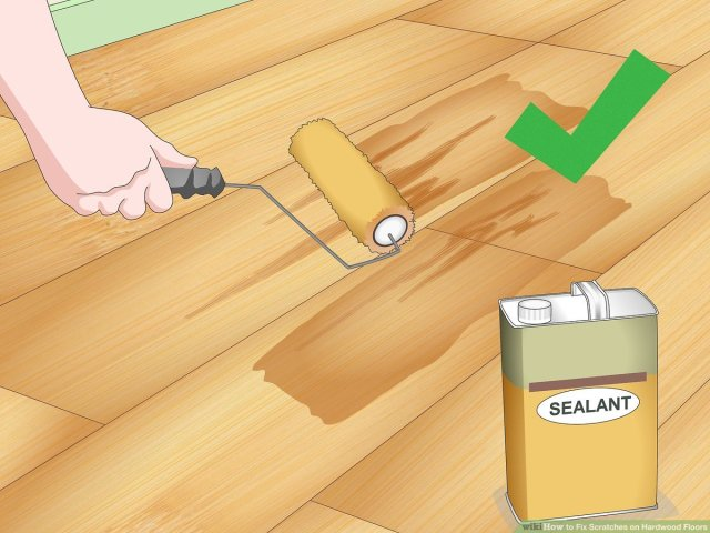 19 Ways to Fix Scratches on Hardwood Floors - wikiHow