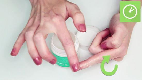 Image Led Get Super Glue Off Of Your Hands With Salt Step 2