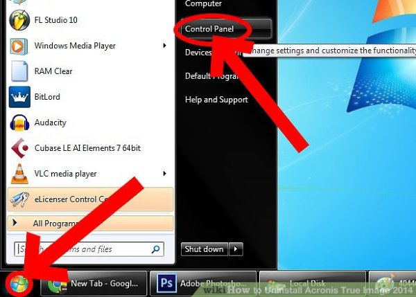 How to Uninstall Acronis True Image 2014: 8 Steps (with ...