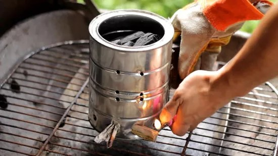 3 ways to light a charcoal grill wikihow