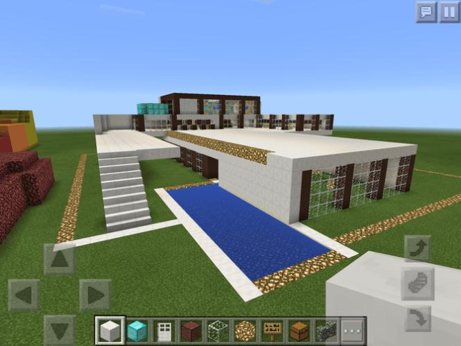 Cool Bedroom Ideas Minecraft Pe