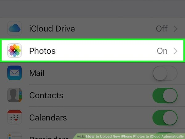 How to Upload New iPhone Photos to iCloud Automatically: 6 ...