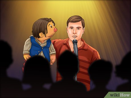 How to Learn Ventriloquism: 15 Steps (with Pictures) - wikiHow