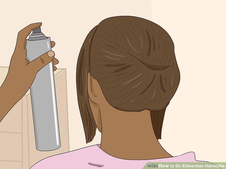 Do Edwardian Hairstyles Step 24.jpg