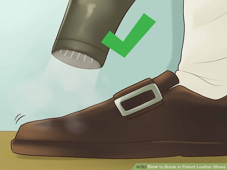 Break in Patent Leather Shoes Step 9.jpg