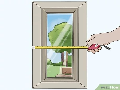 3 ways to dress narrow windows wikihow