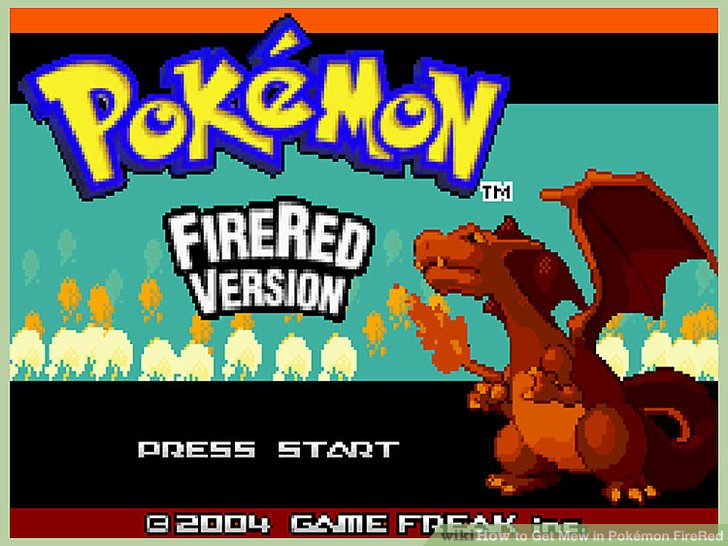 pokemon fire red obeying mew cheat code