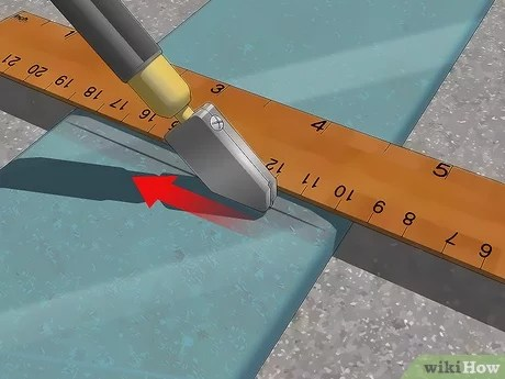 how to cut glass tile 13 steps with