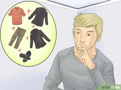 Image titled Dress Classy for a New College Guy Step 14
