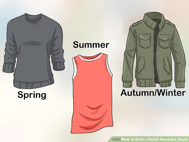 How to Build a Stylish Wardrobe  Guys   with Pictures    wikiHow Image titled Build a Stylish Wardrobe  Guys  Step 21