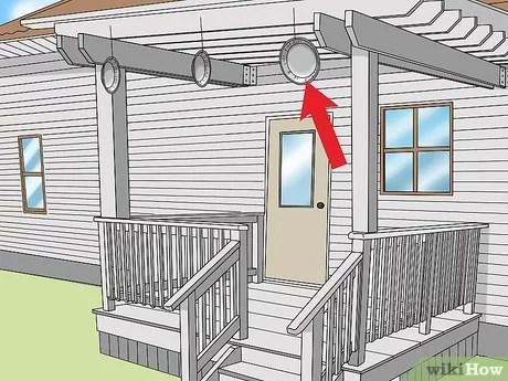 keep birds off your porch