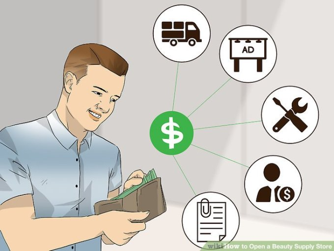 How to Open a Beauty Supply Store (with Pictures) - wikiHow