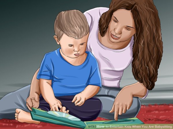 4 Ways to Entertain Kids When You Are Babysitting - wikiHow