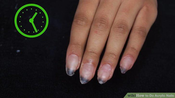 Image Led Do Acrylic Nails Step 12