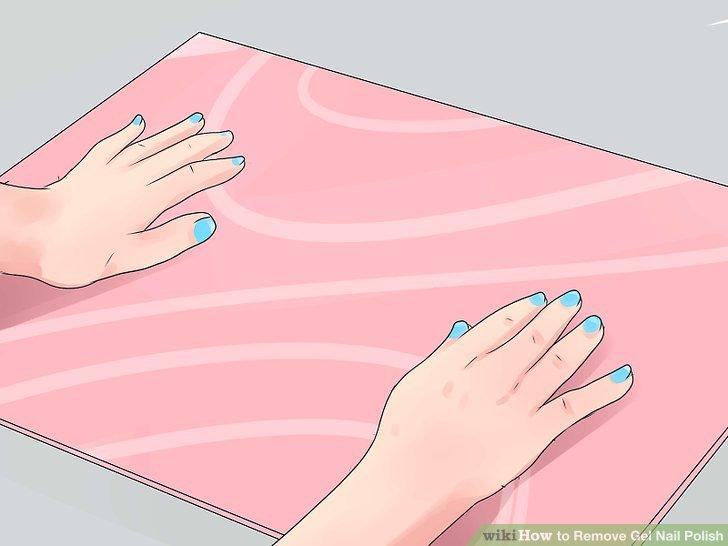 Image Led Remove Gel Nail Polish Step 2