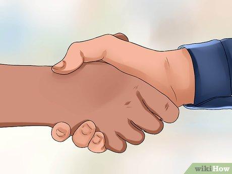 3 Ways To Shake Hands Wikihow